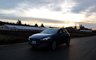 车评:经济小钢炮 2017 Mazda3 Sport GT