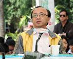 张达明指,不少港人都觉得受够,不想继续撕裂,希望林郑就任后身体力行,对不同声音展现宽容的态度,让香港重回正轨。(蔡雯文/大纪元)