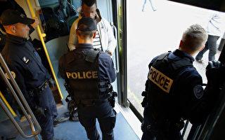 赴巴黎观光留意  警察获授权搜乘客行李