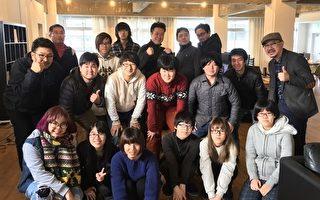 日本國際實習師生合影。(樹科大提供)