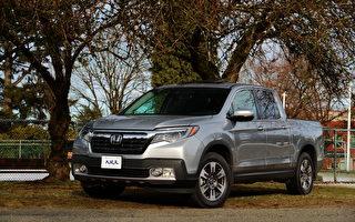 车评:与众不同 2017 Honda Ridgeline