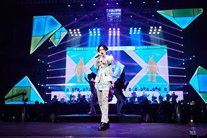 """林宥嘉的""""THE GREAT YOGA""""巡演从高雄出发,昨晚(15日)唱回台北小巨蛋。(华研提供)"""
