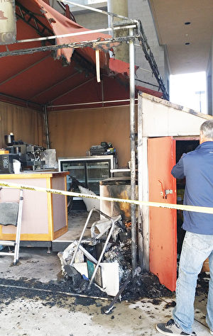 加大圣地亚哥分校4处咖啡亭被纵火