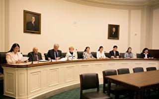 紀念4.25-華盛顿DC-法輪功國會研討會(李莎/大紀元)