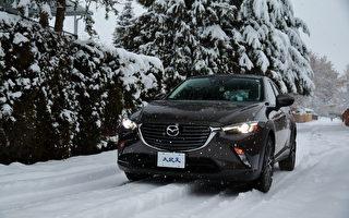 车评:雪中炭 2017 Mazda CX-3