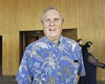 地产投资商Ted Porter观赏了神韵在加州长滩的表演后后称赞演出超乎想像。(任一鸣/大纪元)