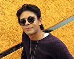 知名歌手B. Howard、也是已故知名歌手迈克尔‧杰克逊 (台译:麦可‧杰克森)的儿子,18日悄悄现身台北数天。(EZIDOL 提供)