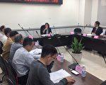 高市议员黄香菽24日举行公听会,针对高雄轻轨施工可能造成交通冲击邀集专家献策。(国民党高雄市议会党团提供)