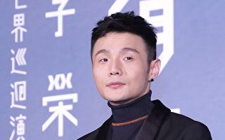 李荣浩/世界巡回演唱会台北场售票记者会于2017年4月25日在台北举行。(黄宗茂/大纪元)