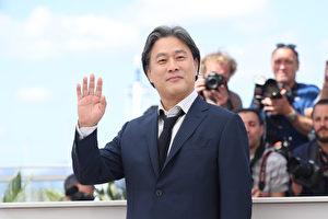 韓國導演朴贊郁出席國際影展資料照。 (Andreas Rentz/Getty Images)