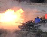 组图:韩美火力军演 尖端武器反制北韩