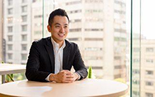 Vpon威朋創辦人暨執行長吳詣泓,Vpon以大數據分析技術為基礎,提供行動行銷服務,客戶超過1500家世界知名品牌,已成為亞洲領先的大數據公司。(長風文教基金會提供)