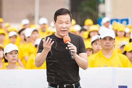 台北市議員鍾小平。(陳柏州/大紀元)