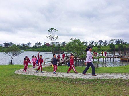 噶玛兰的湿地文化。(宜兰县政府提供)