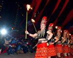火把节是云南的传统节庆活动。(桃市府/提供)