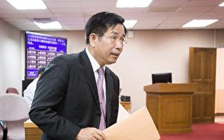 台湾首度验出鸡蛋戴奥辛超标,教育部长潘文忠24日表示,截至目前为止,未查出有波及其它学校。(陈柏州/大纪元)