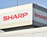 鸿海集团入主日本夏普后,夏普上半年度亏损大减9成。/Getty Images