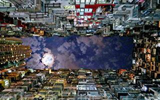 组图:香港美景——月照高楼皆似霞