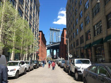 而DUMBO儘管不像帝國大廈、自由女神像那麼有名,卻也是紐約不可錯過的好地方。