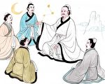 """""""尊师重道""""是中华传统文化的重要内涵之一,作为神州中土的智慧和美德,从古至今代代相传。古时,把师并在""""天、地、君、亲、师""""的五尊之中,象征着师者拥有崇高的位置。(大纪元)"""