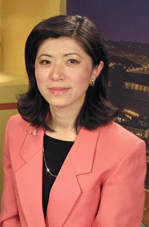 舊金山灣區貸款專家Alicia Zhao。(Alicia Zhao提供)