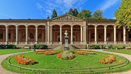 著名溫泉療養勝地——巴登巴登(Baden Baden)(黑森林旅遊局提供)