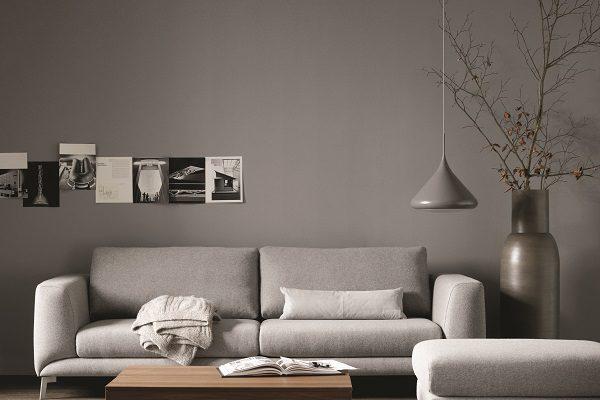经典的Fargo沙发拥有柔美圆润的曲线,提供了不同的椅脚款式与扶手设计