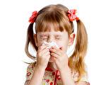 过敏体质、过敏性鼻炎与气喘的的儿童适合接受三伏贴的治疗。(Fotolia)