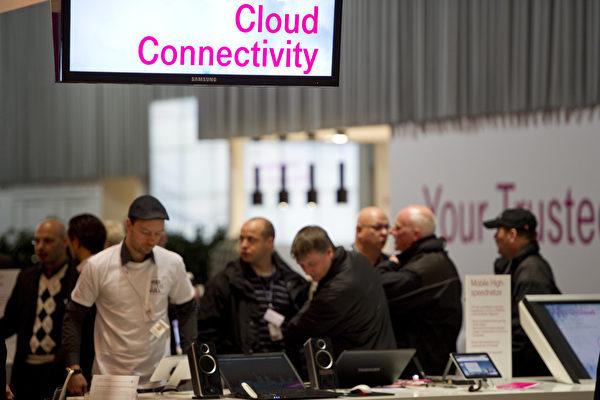 美國去年數字經濟(digital economy)由於軟件、網絡安全和雲計算方面的就業市場持續蓬勃發展,就業機會增長2%,來到730萬人。(ODD ANDERSEN/AFP/Getty Images)