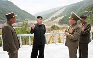 朝鮮半島局勢引發市場緊張,但是幾名政治分析家說,隨著美國和中國對朝鮮核武威脅加強經濟施壓和軍事施壓,朝鮮可能不敢跨越紅線。(KCNA VIA KNS/AFP/Getty Images)