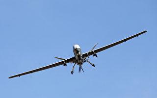 去年在利比亞戰役立下大功的MQ-9收割無人機(Reaper)。(Isaac Brekken/Getty Images)