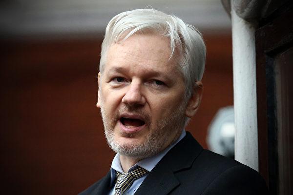 美國尋求逮捕阿桑奇 在準備指控罪名