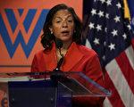 多个消息来源告诉福克斯新闻,前国家安全顾问赖斯(Susan Rice)下令披露在监听过程中,附带听到的川普团队成员的姓名。(Alex Wong/Getty Images)