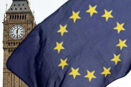 英国提前大选会否影响英国脱欧?(OLI SCARFF/AFP/Getty Images)