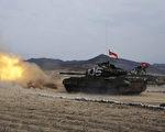朝鮮局勢緊張(STR/AFP/Getty Images)