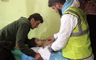 美截獲通訊 曝敘軍與化武專家談沙林攻擊