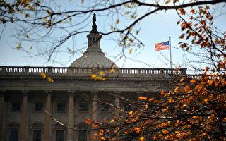 美國眾議院新議員中,有1/5的人選擇在辦公室過夜而不是租房住,原因是省錢、省時、省力。圖:美國國會大廈的樓頂。(TIM SLOAN/AFP/Getty Images)