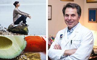 學習了中醫與氣功,结合原始人飲食法,紐約醫師普里馬斯在豐富臨床經驗的基礎上,致力讓他的患者擺脫藥物治療。(大纪元合成)