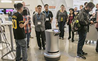 """""""机器人""""硅谷聚会 未来科技看得见"""