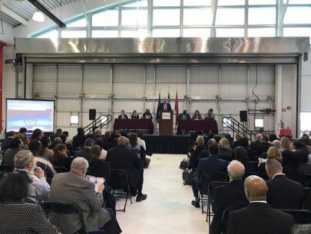 全市五區商會在皇后區開大會,表彰五區MWBE企業,鼓勵更多的MWBE企業拿政府合同。