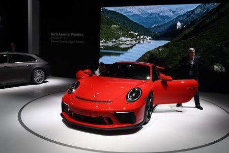 保时捷911 GT3。