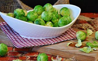 Brussels sprouts非常营养,是养生和减肥佳品!(Pixabay)