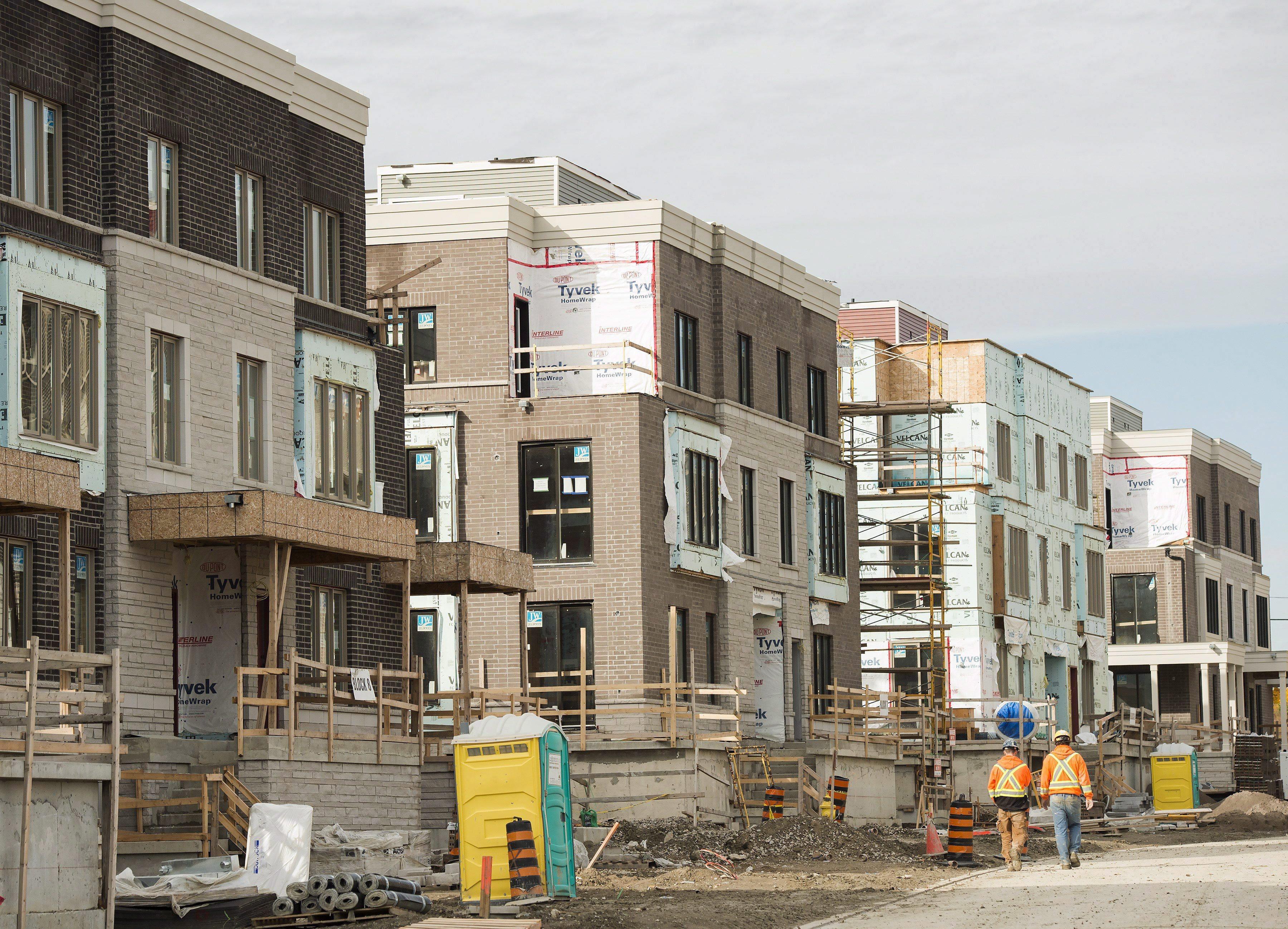 大多伦多3月新屋价升至178万 买家转向公寓