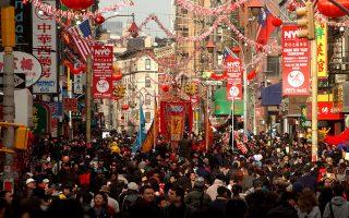 中國城最大的賣點是消遣場所應有盡有。 (Spencer Platt/Getty Images)