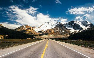 加拿大icefield parkway。(pixabay)