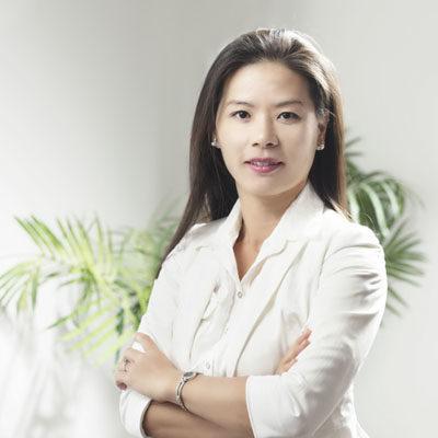 Kuorageous入学咨询公司的创始人郭睦怡博士(张学慧/大纪元)