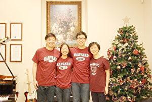 优秀不是靠运气:哈佛姊弟的教养秘笈(一)