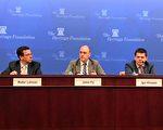 4月28日,美国智库传统基金会(Heritage Foundation)举行了以亚洲问题为主题的讨论会。(石青云/大纪元)