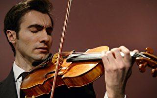 120万英镑小提琴被盗 改变知名琴师音乐生涯