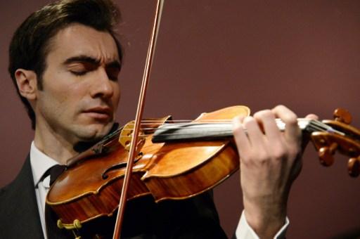 120萬英鎊小提琴被盜 改變知名琴師音樂生涯
